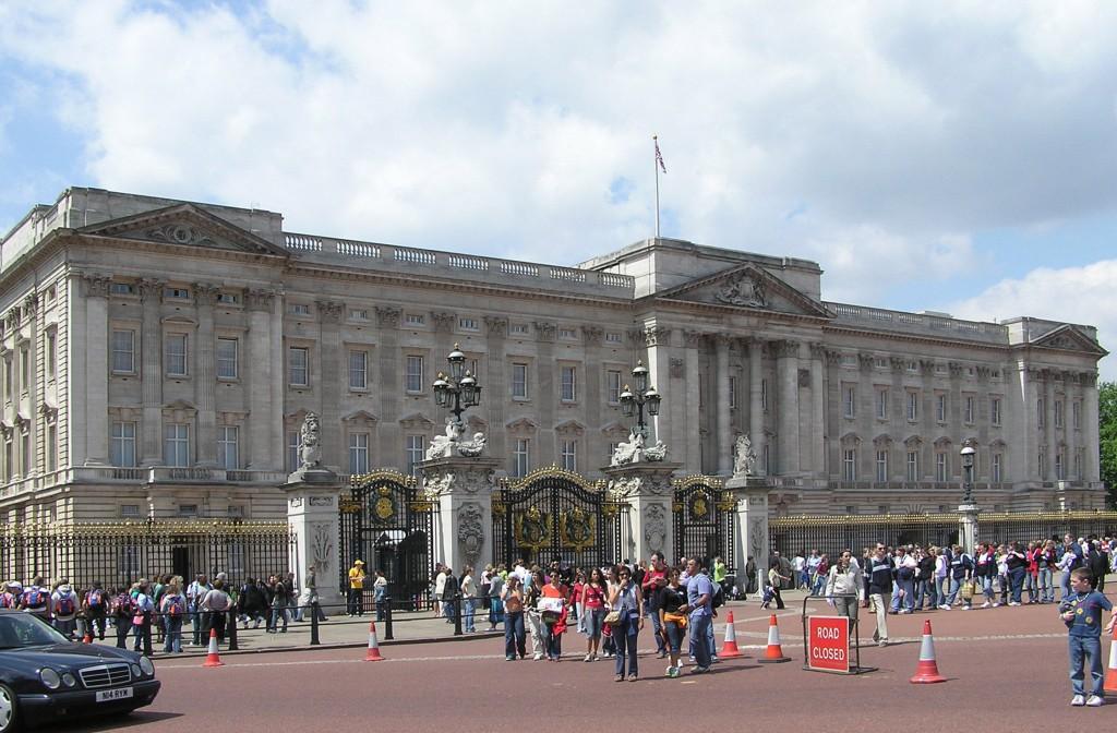 Buckingham Palace londres