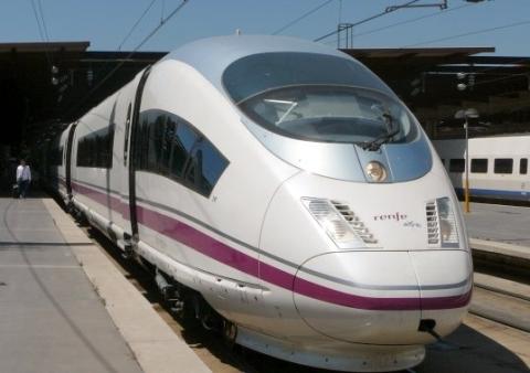 madrid train