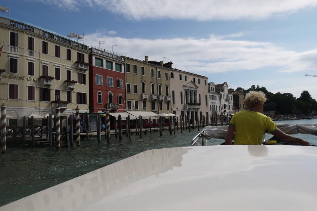 Taxi bateau venise