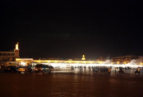 maroc nuit